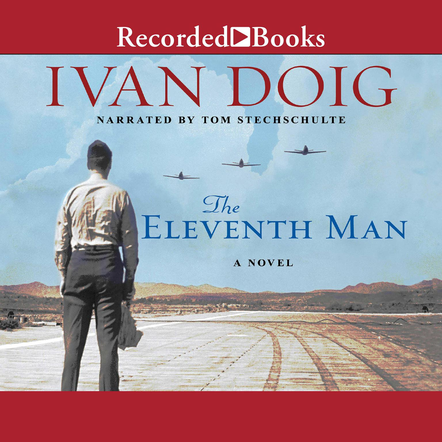 Printable The Eleventh Man Audiobook Cover Art