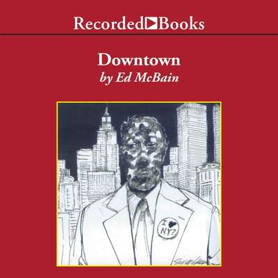 Downtown Audiobook, by Ed McBain
