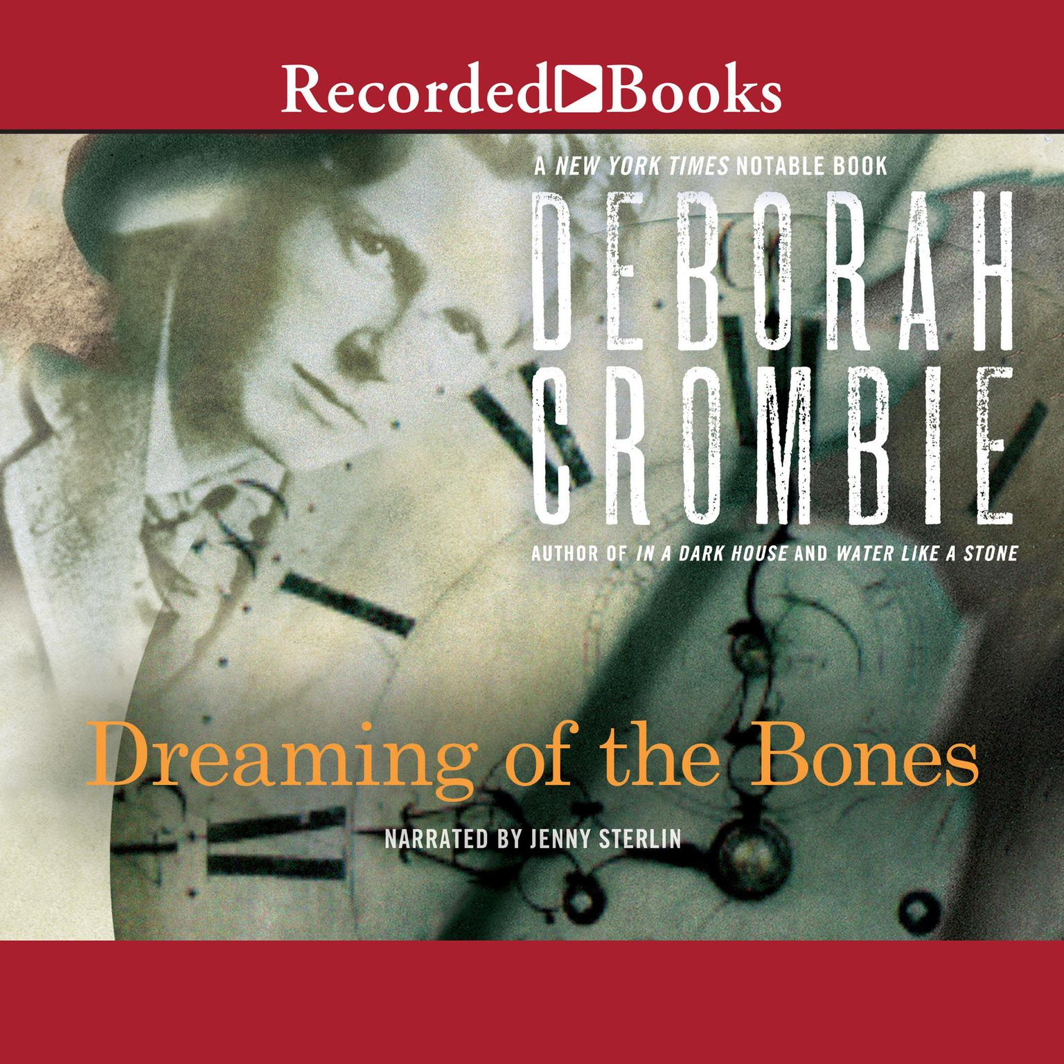 Printable Dreaming of the Bones Audiobook Cover Art