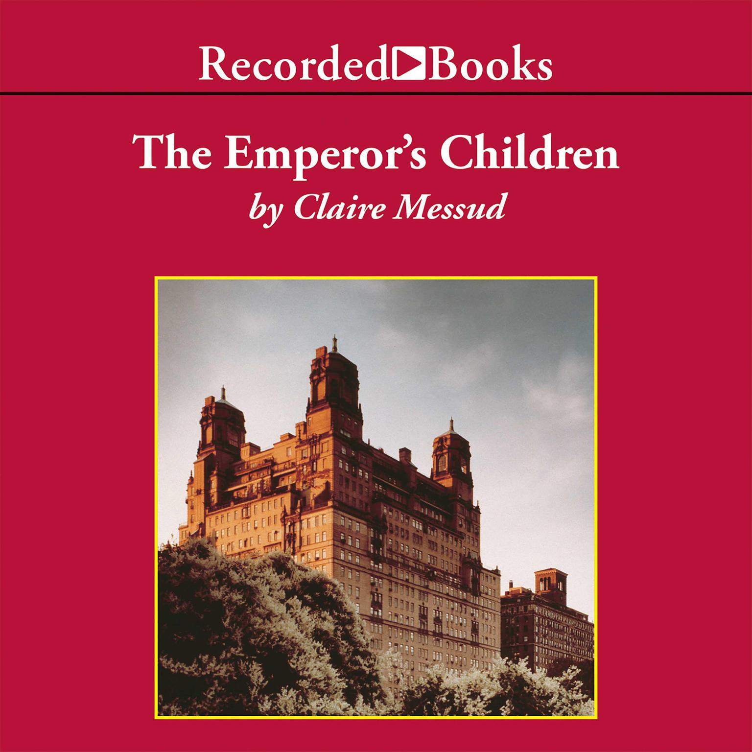 Printable The Emperor's Children Audiobook Cover Art