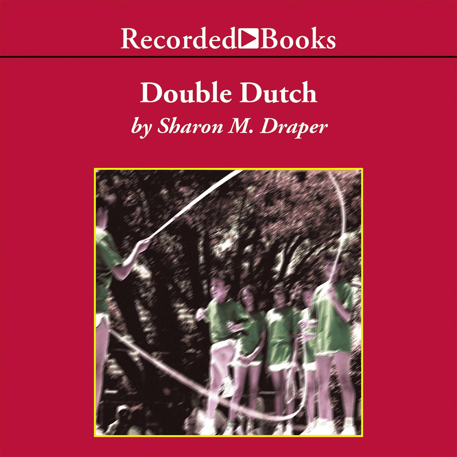 Printable Double Dutch Audiobook Cover Art