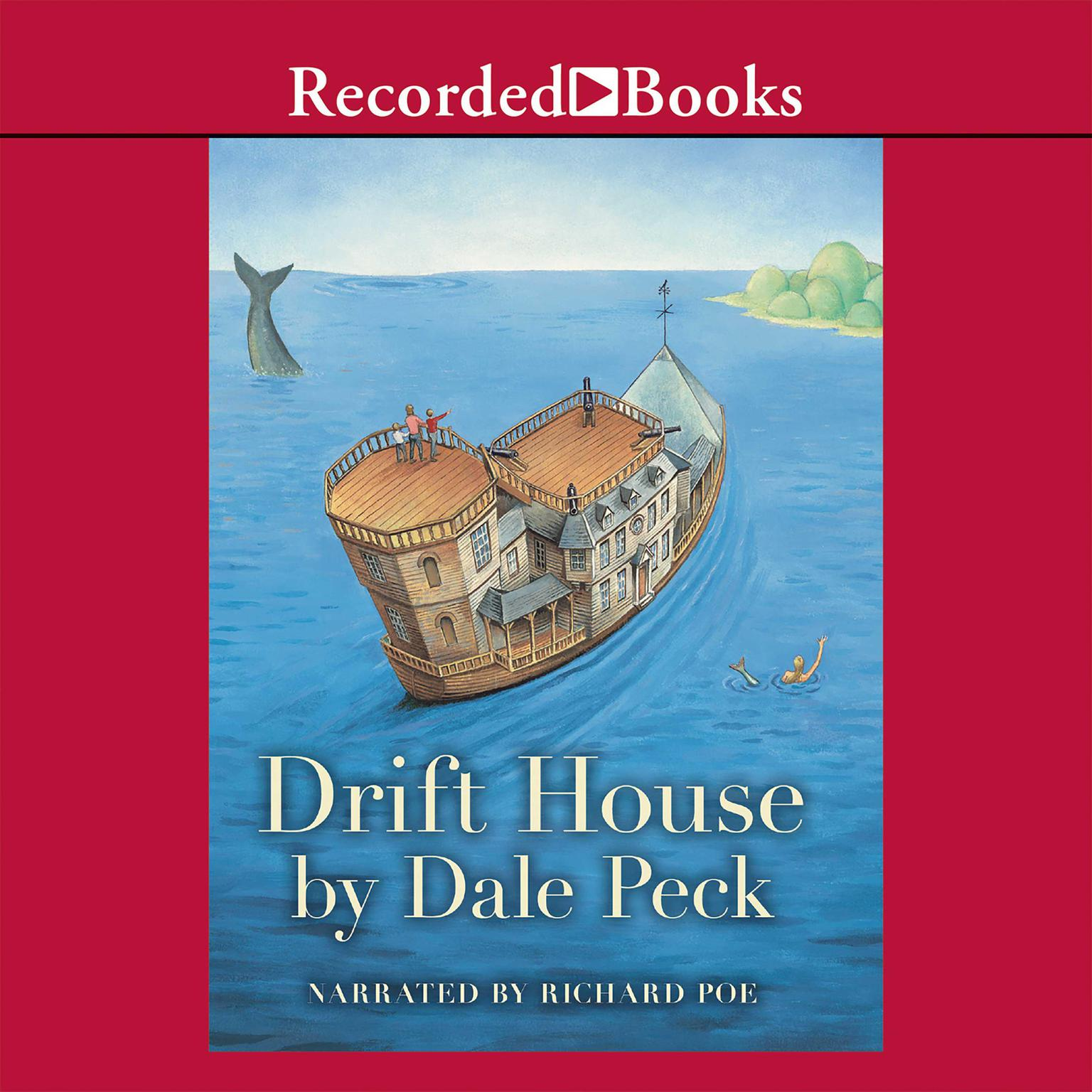Printable Drift House: The First Voyage Audiobook Cover Art