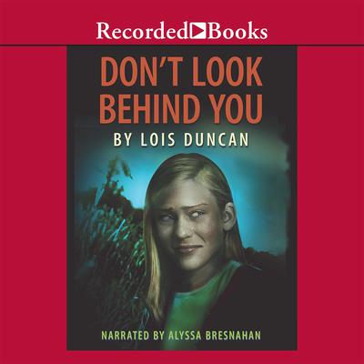 Don't Look behind You Audiobook, by