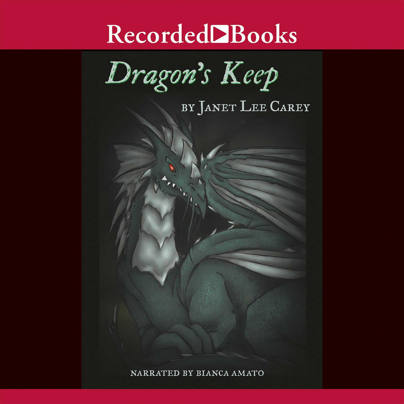 Printable Dragon's Keep Audiobook Cover Art