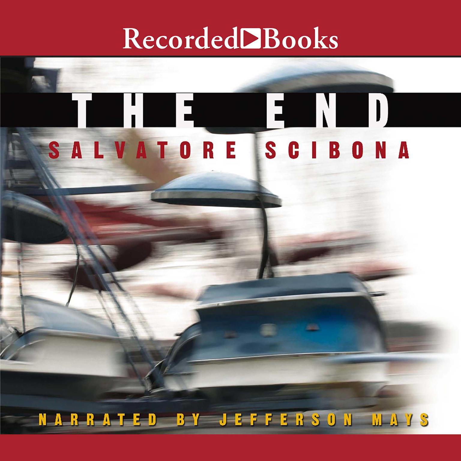 Printable The End Audiobook Cover Art