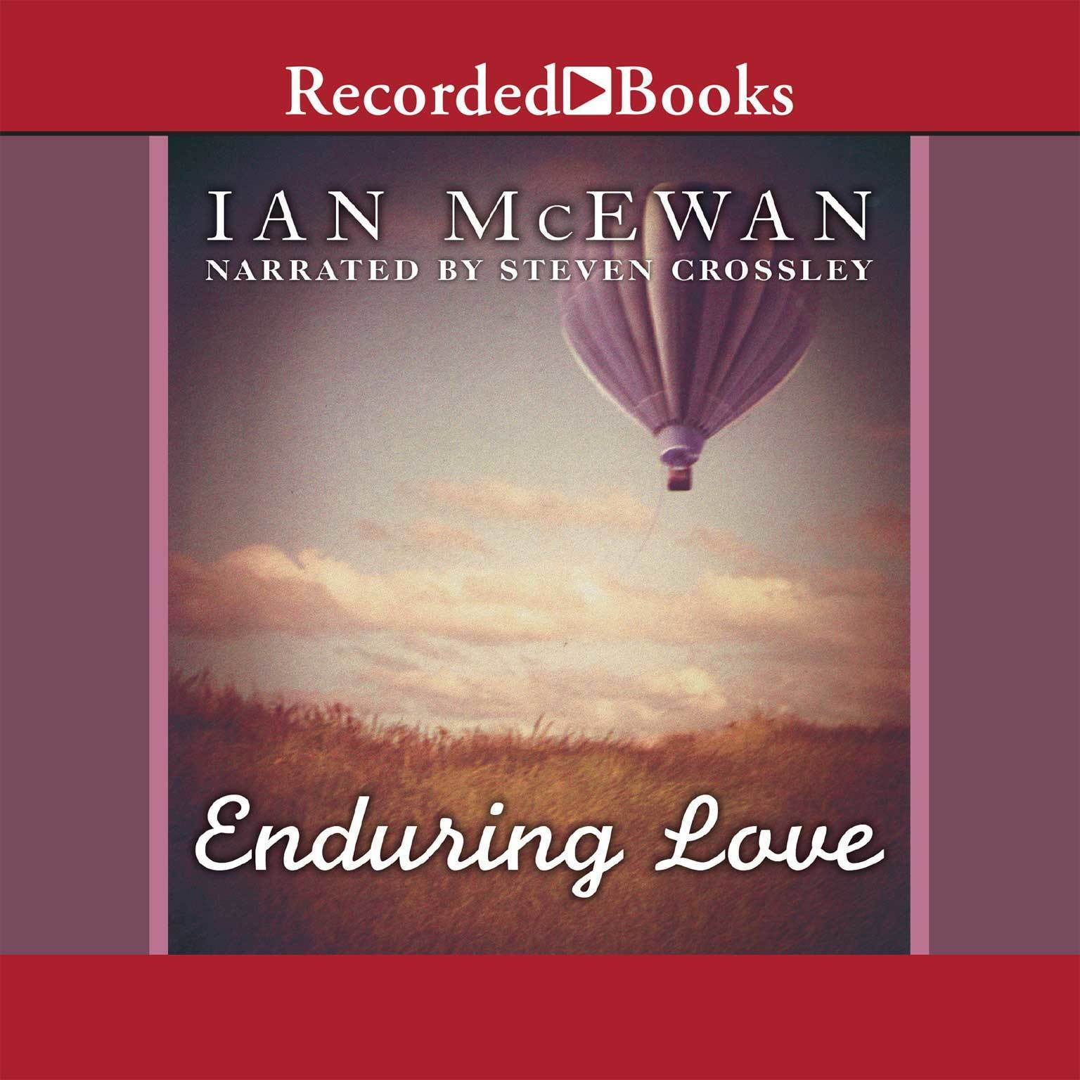 Printable Enduring Love: A Novel Audiobook Cover Art