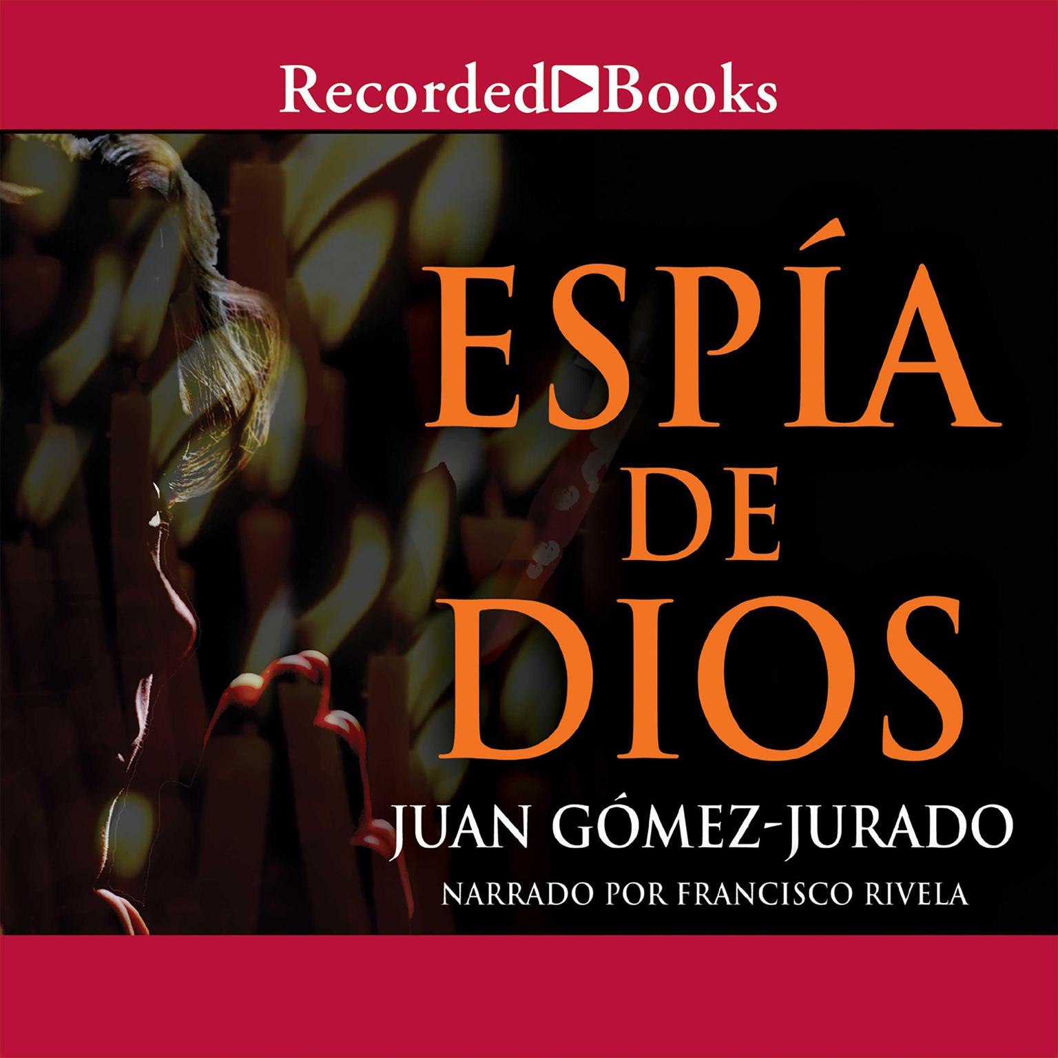 Printable Espia de Dios Audiobook Cover Art