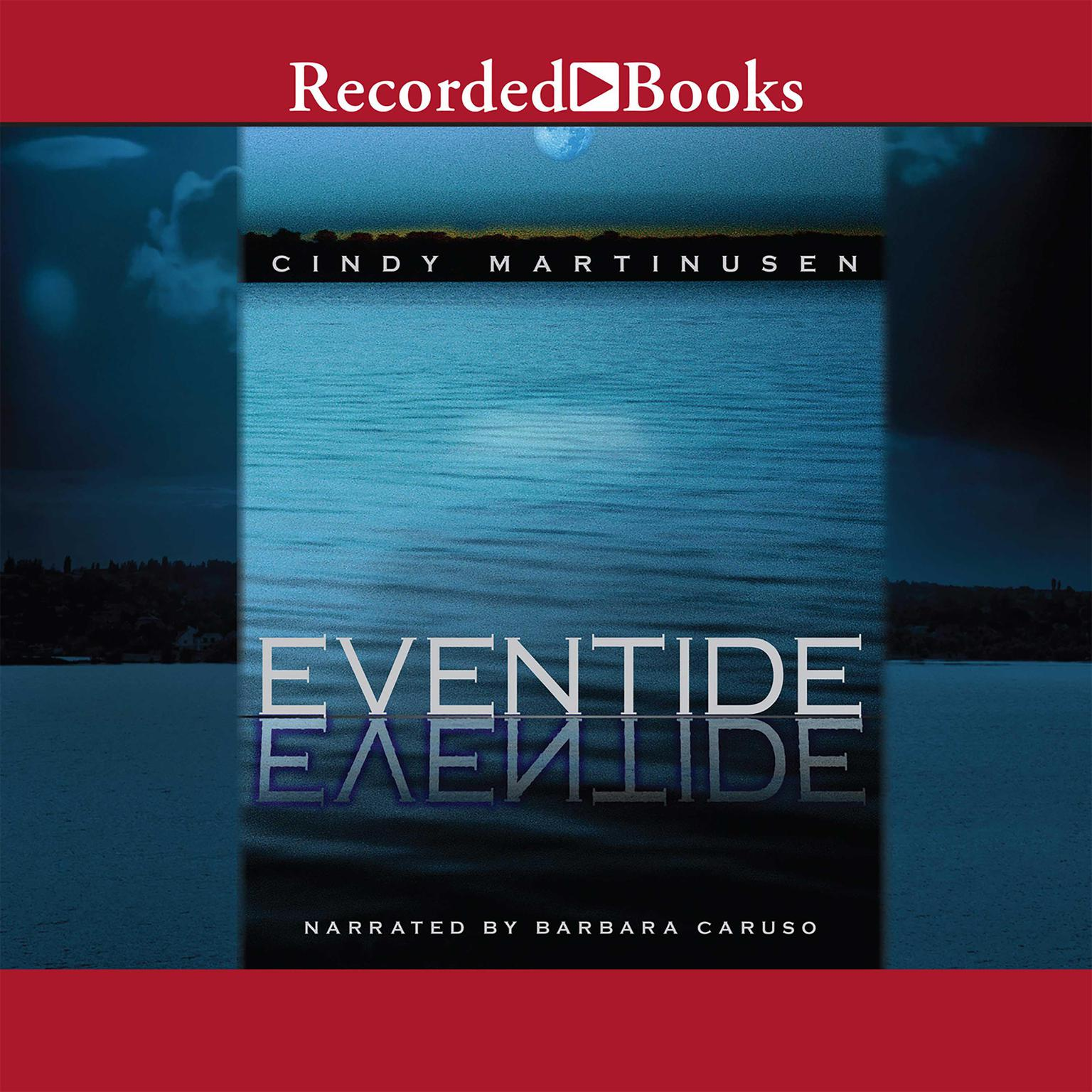 Printable Eventide Audiobook Cover Art