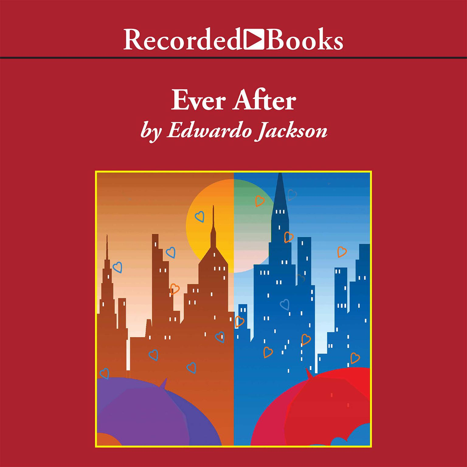 Printable Ever After: A Novel Audiobook Cover Art