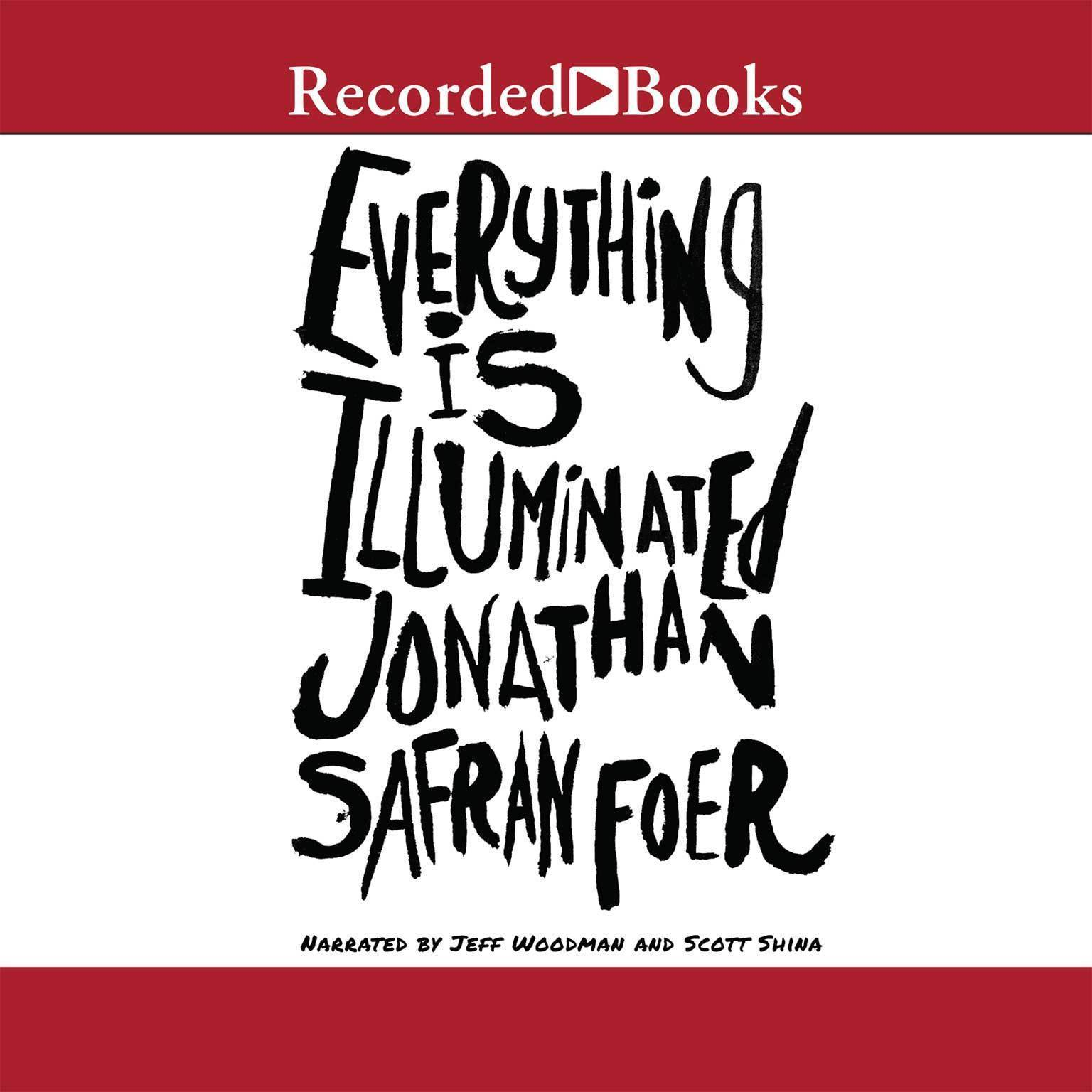 Printable Everything Is Illuminated Audiobook Cover Art