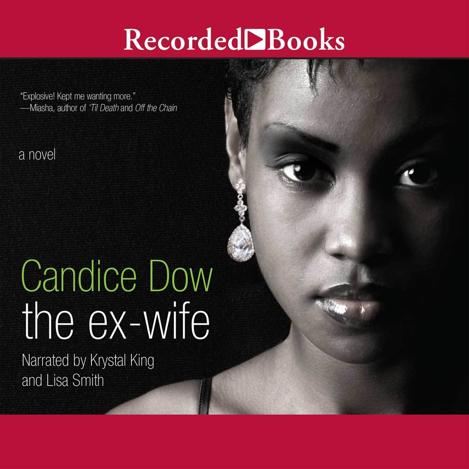 Printable The Ex-Wife Audiobook Cover Art