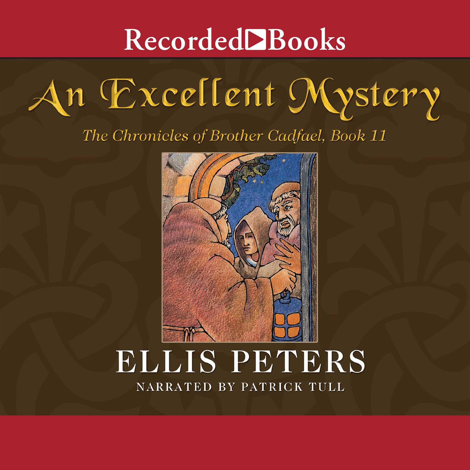 Printable An Excellent Mystery Audiobook Cover Art