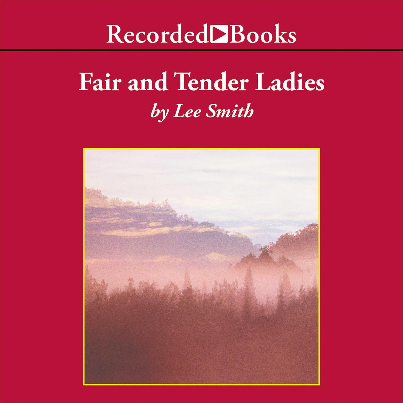 Printable Fair and Tender Ladies Audiobook Cover Art