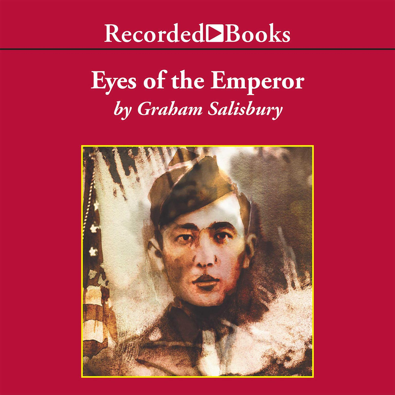 Printable Eyes of the Emperor Audiobook Cover Art