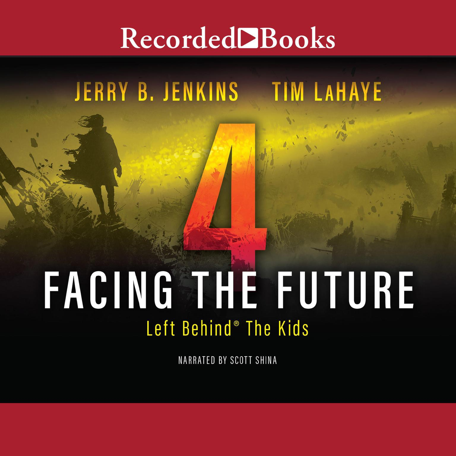 Printable Facing the Future Audiobook Cover Art