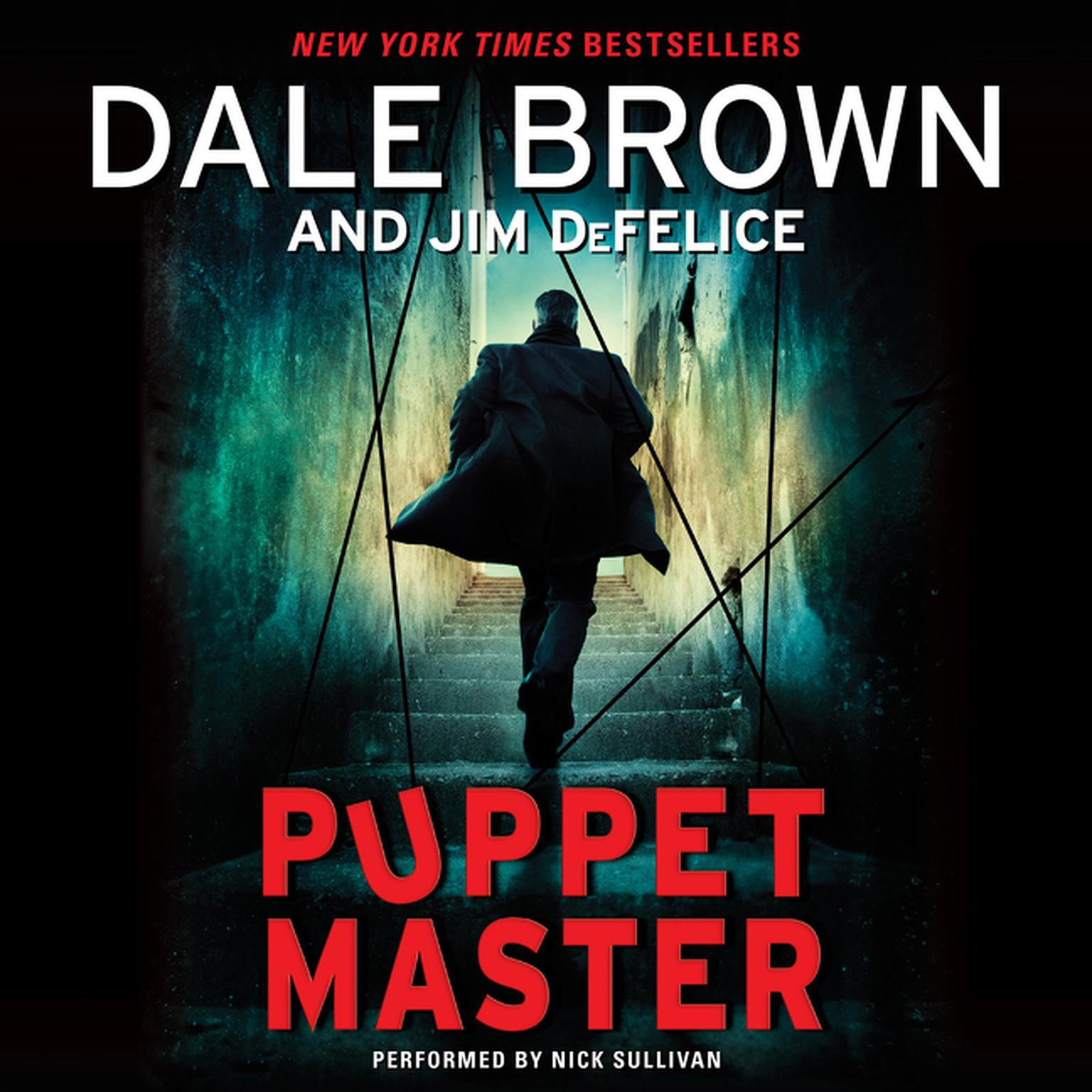 Printable Puppet Master Audiobook Cover Art