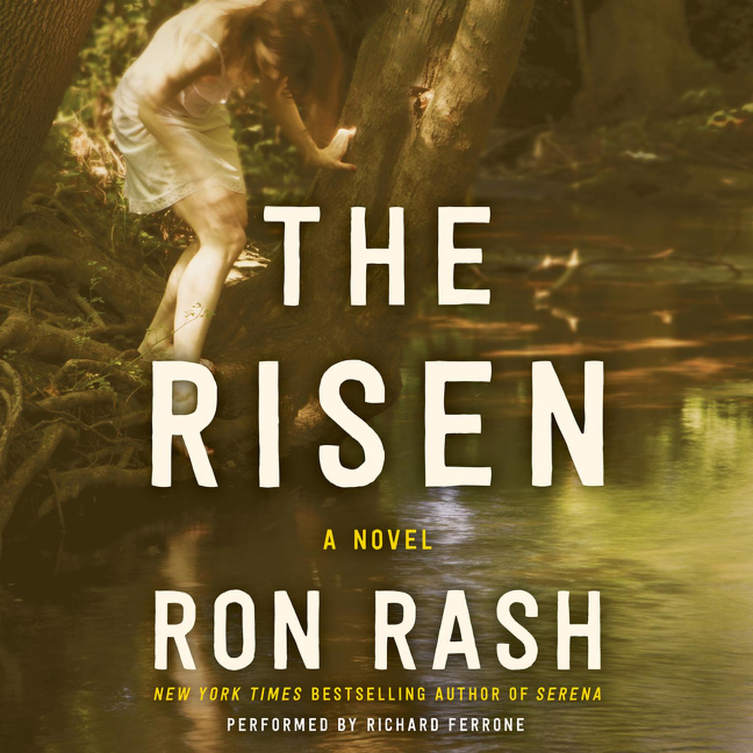 Printable The Risen: A Novel Audiobook Cover Art