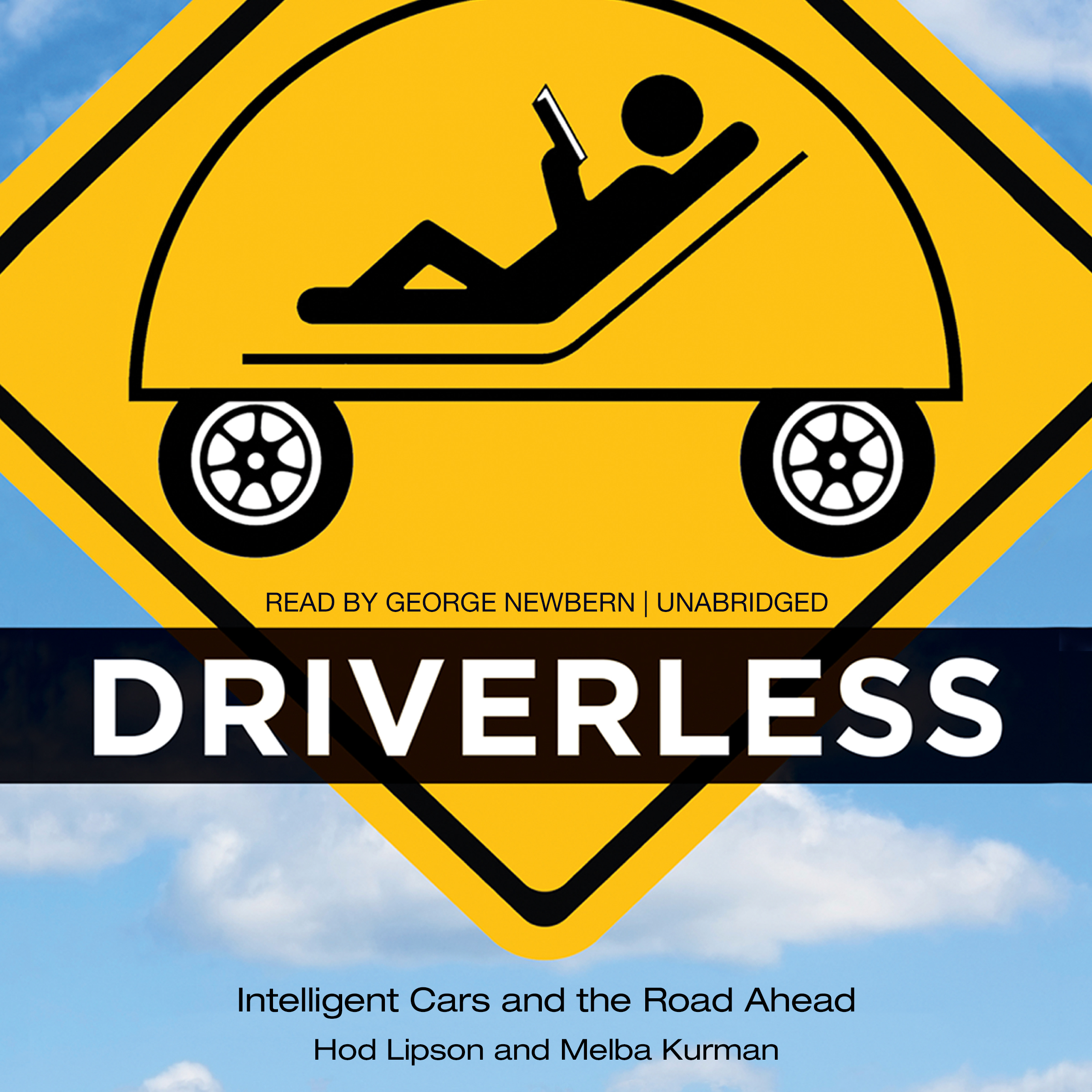 Printable Driverless: Intelligent Cars and the Road Ahead Audiobook Cover Art
