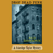 Drop Dead Punk: A Coleridge Taylor Mystery Audiobook, by Rich Zahradnik