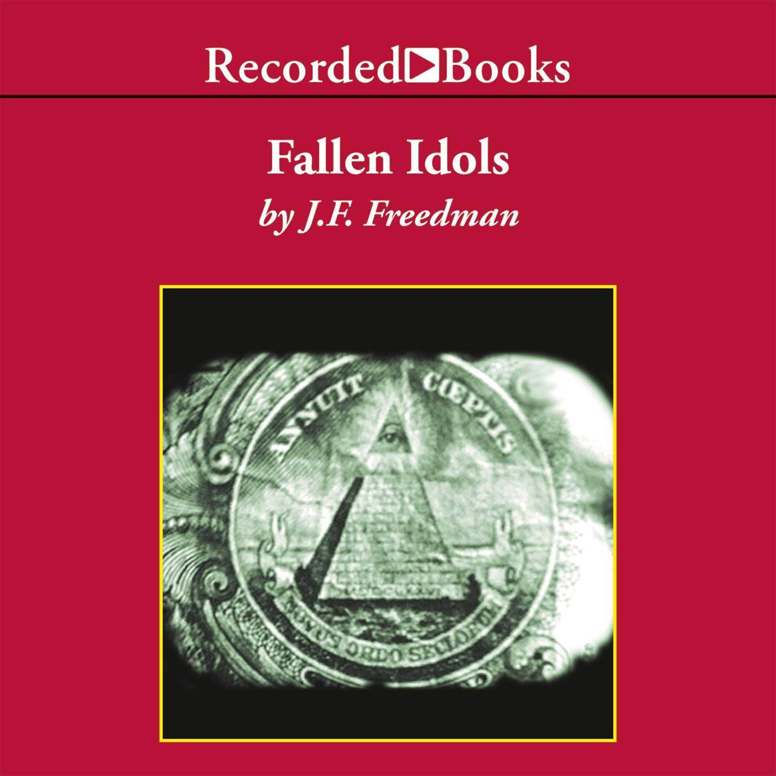 Printable Fallen Idols Audiobook Cover Art