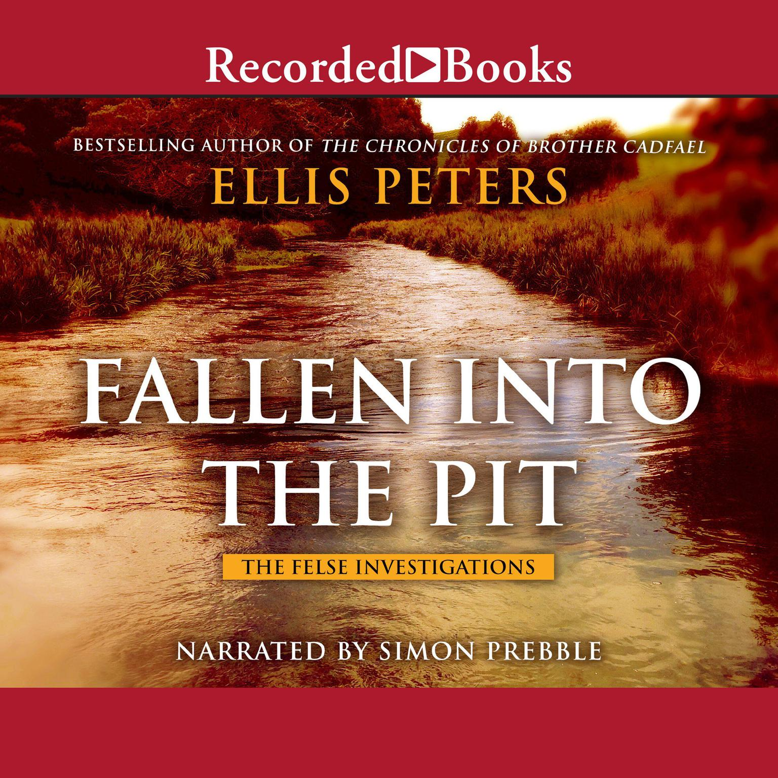 Printable Fallen into the Pit Audiobook Cover Art