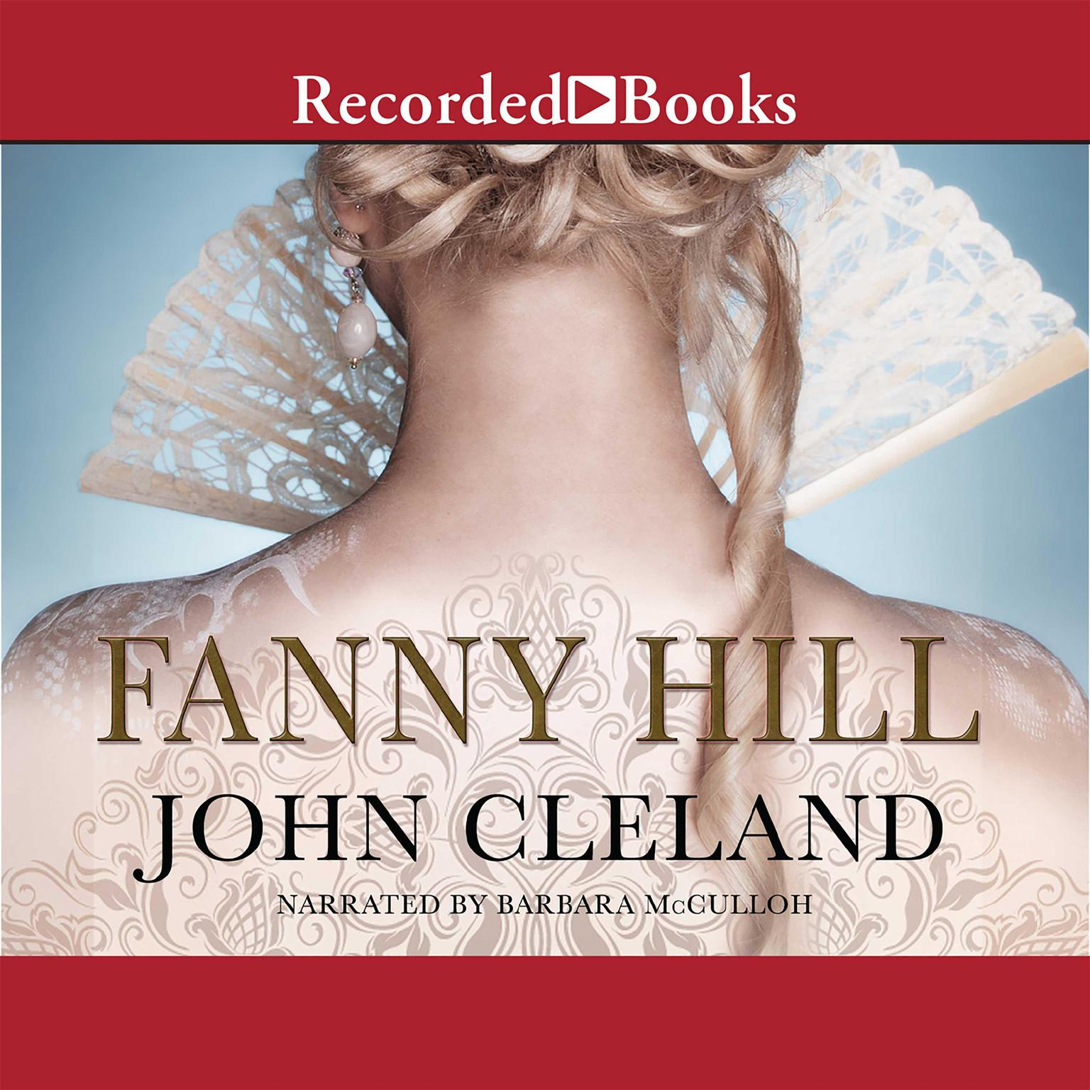 Printable Fanny Hill Audiobook Cover Art