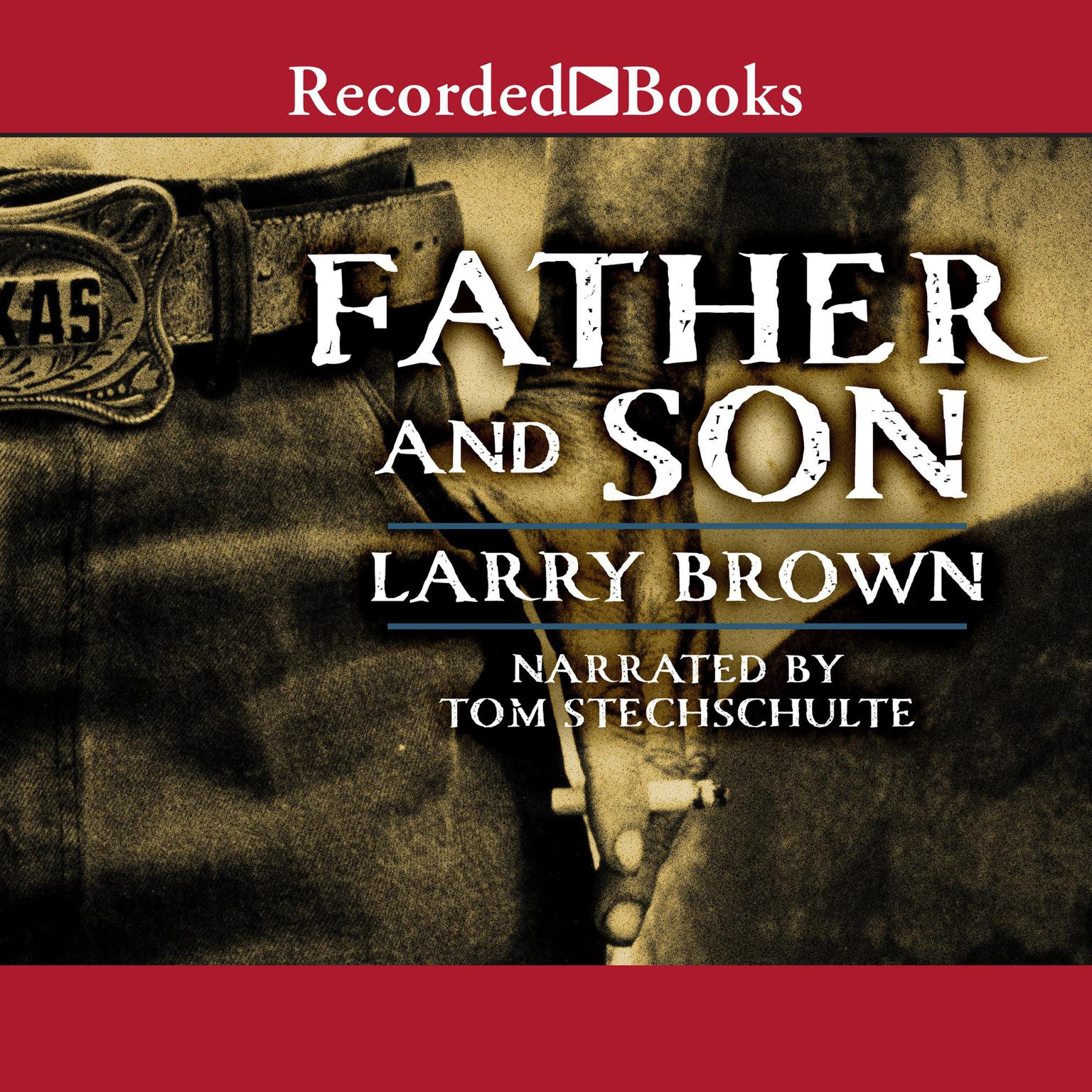Printable Father and Son Audiobook Cover Art