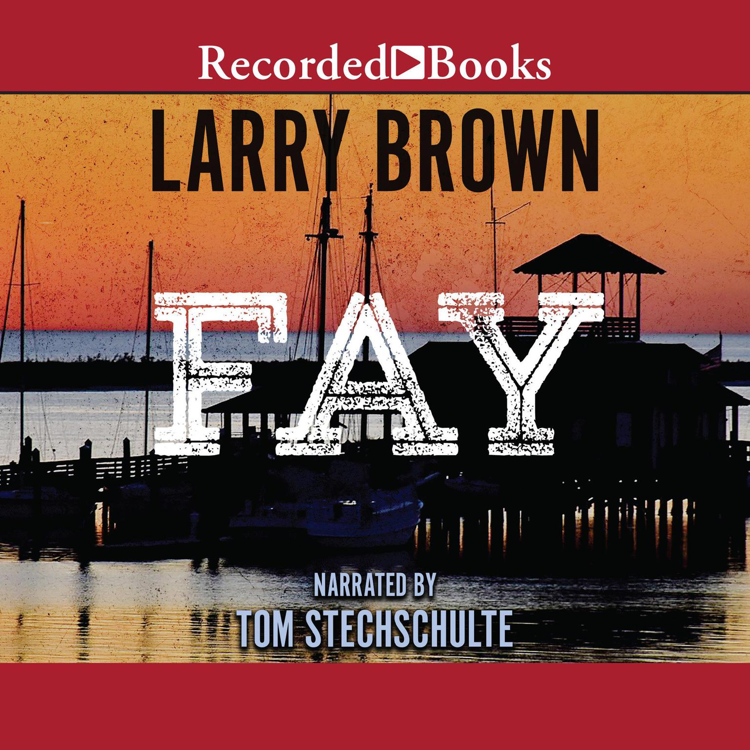 Printable Fay: A Novel Audiobook Cover Art