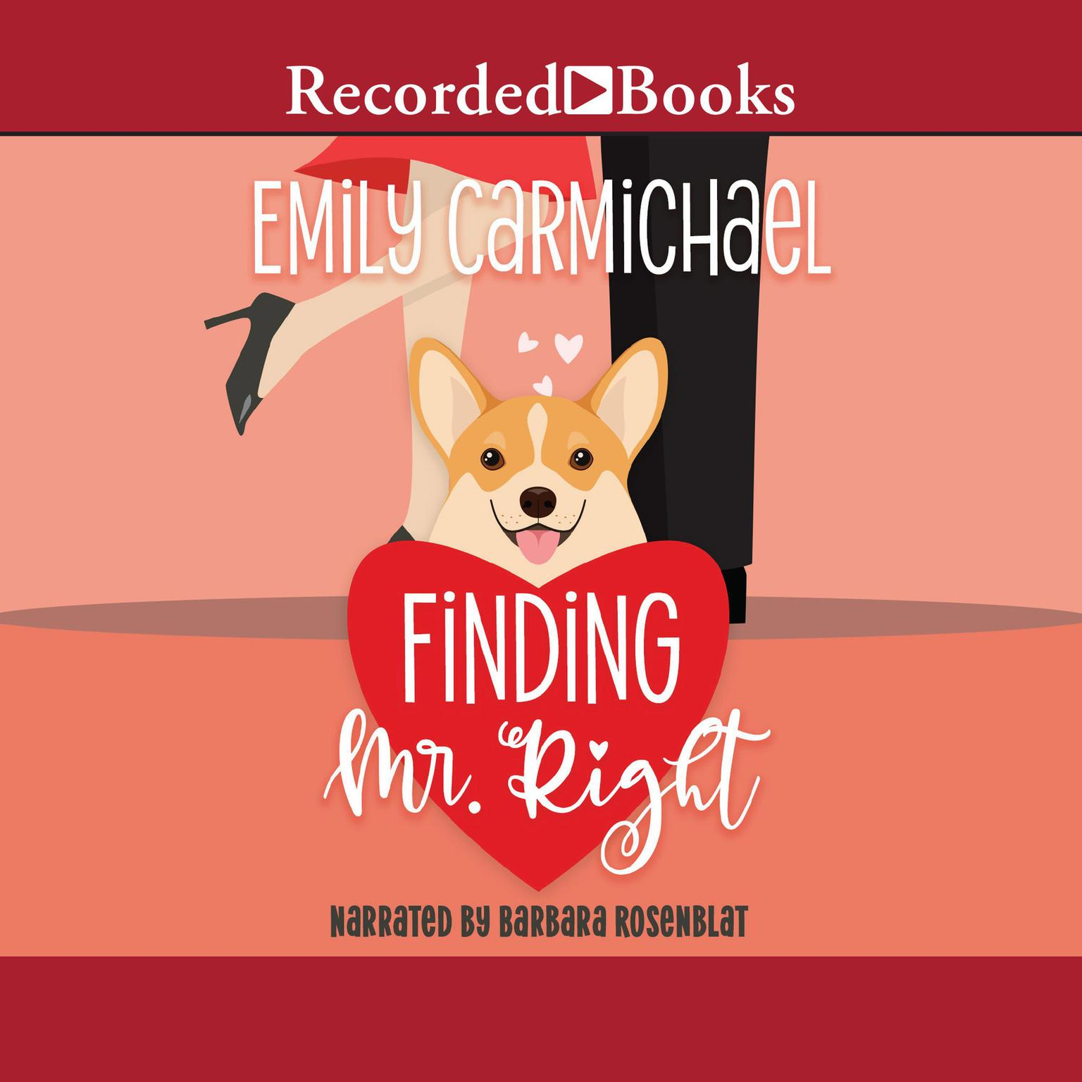 Printable Finding Mr. Right Audiobook Cover Art