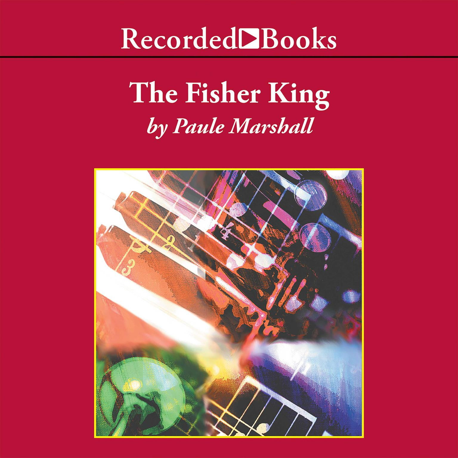 Printable The Fisher King Audiobook Cover Art