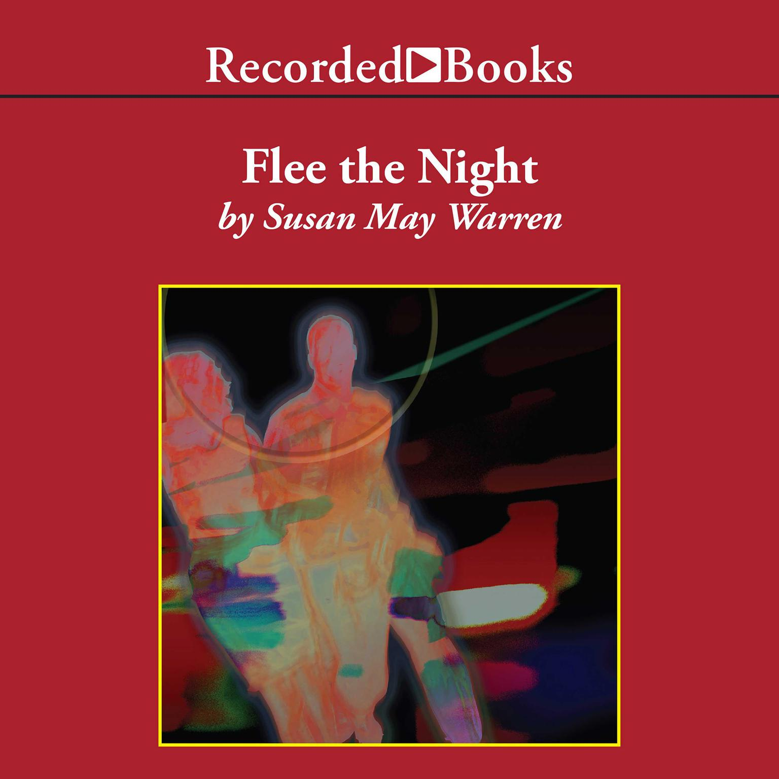 Printable Flee the Night Audiobook Cover Art
