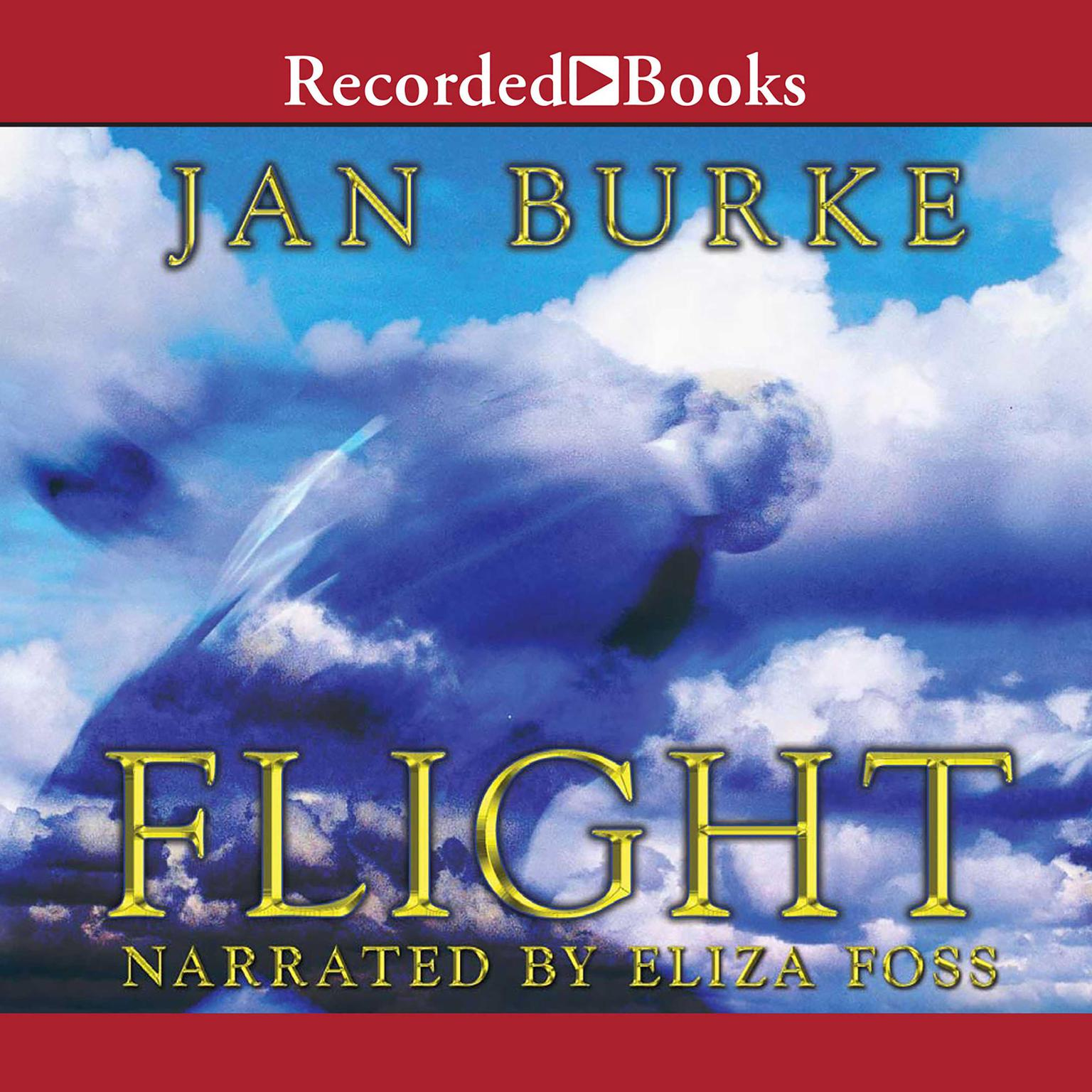 Printable Flight Audiobook Cover Art