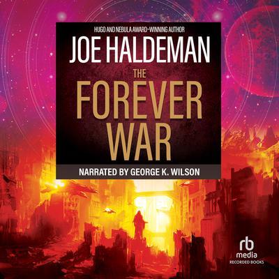 The Forever War Audiobook, by Joe Haldeman