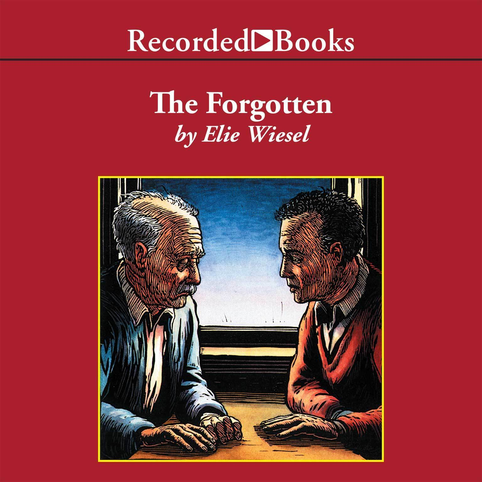 Printable The Forgotten Audiobook Cover Art