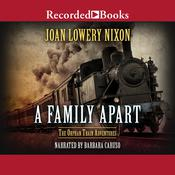 A Family Apart Audiobook, by Joan Lowery Nixon