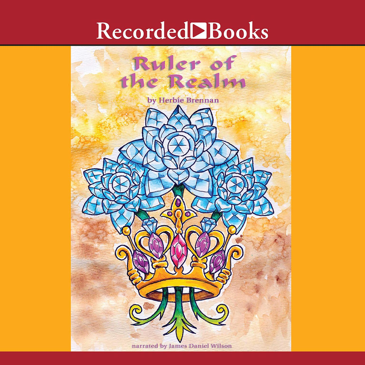 Printable Ruler of the Realm Audiobook Cover Art