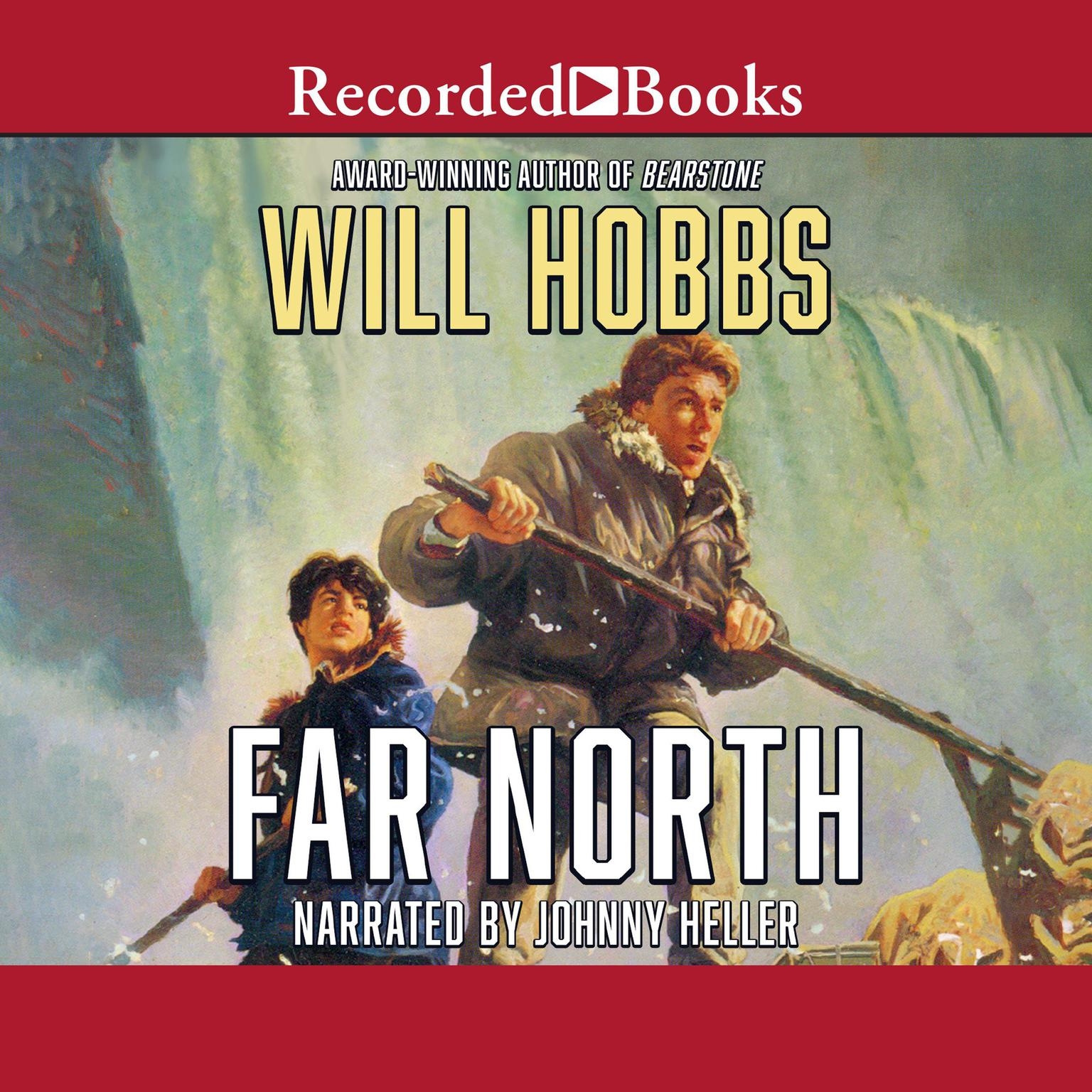 Printable Far North Audiobook Cover Art