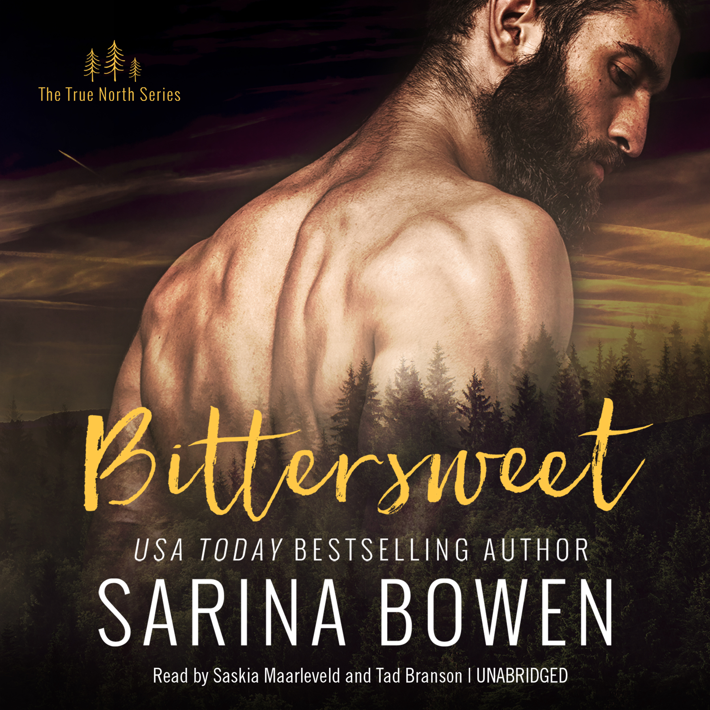 Printable Bittersweet Audiobook Cover Art