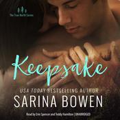 Keepsake Audiobook, by Sarina Bowen
