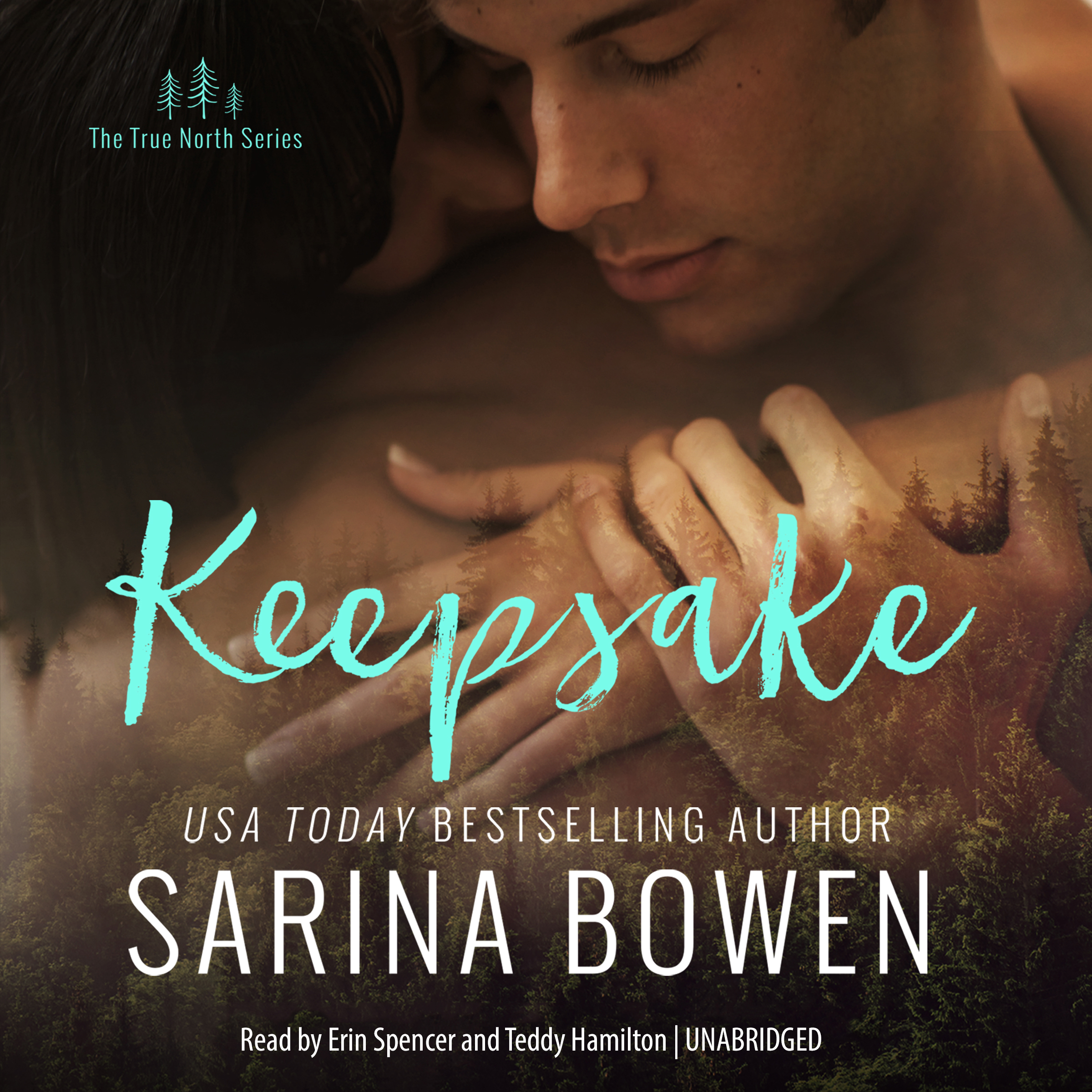 Printable Keepsake Audiobook Cover Art