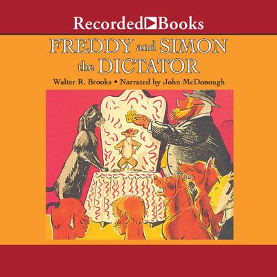 Freddy and Simon the Dictator Audiobook, by