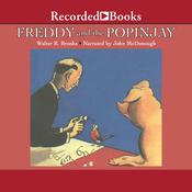 Freddy and the Popinjay Audiobook, by Walter R. Brooks