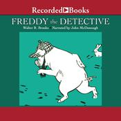 Freddy the Detective Audiobook, by Walter R. Brooks