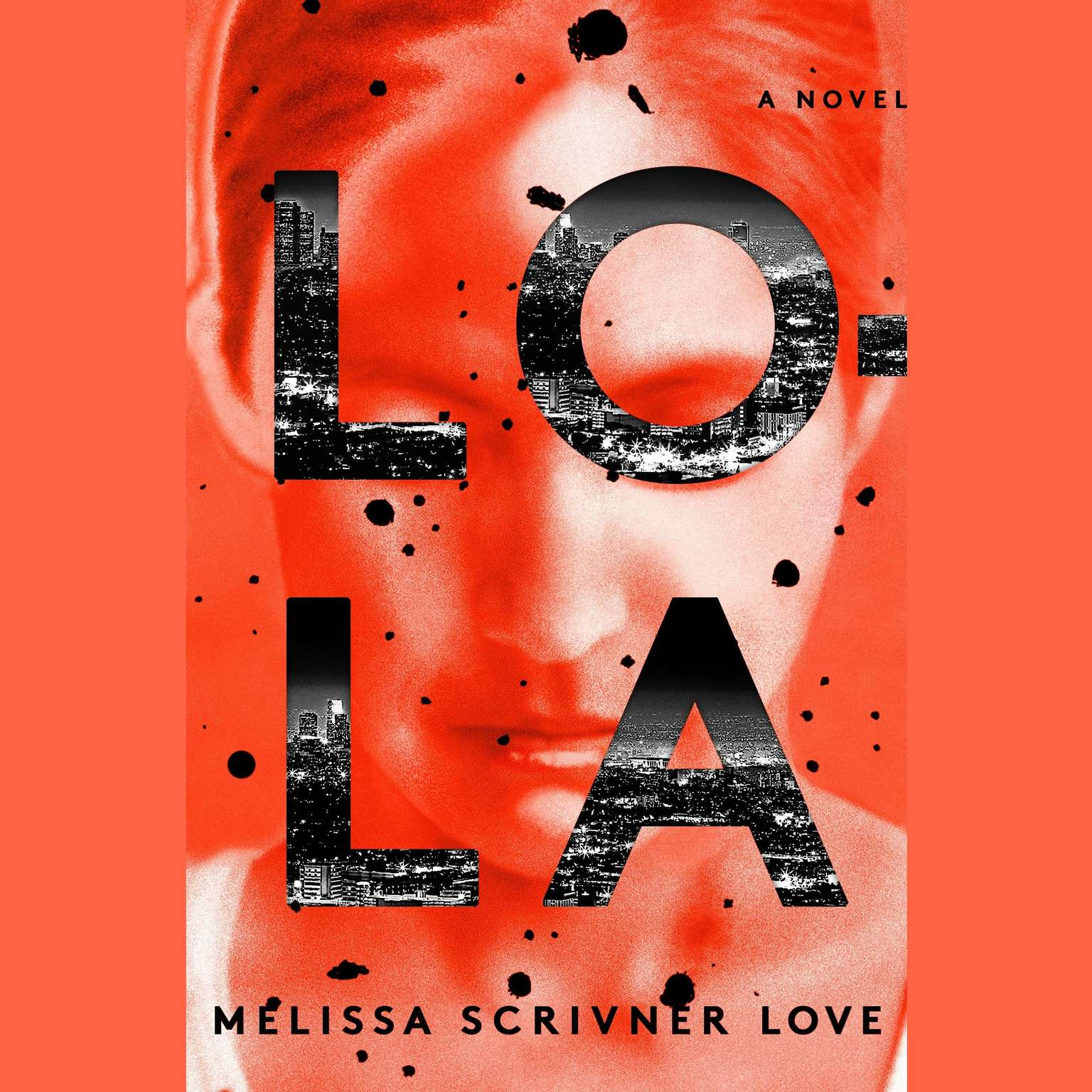Printable Lola: A Novel Audiobook Cover Art