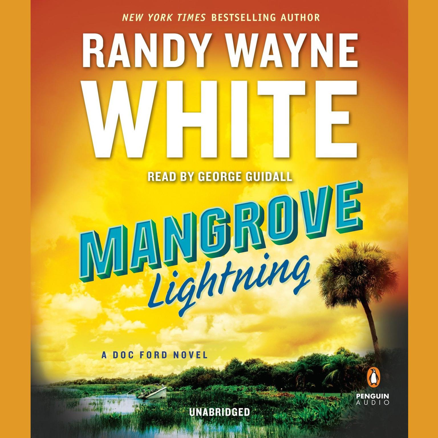 Printable Mangrove Lightning Audiobook Cover Art