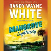 Mangrove Lightning Audiobook, by Randy Wayne White