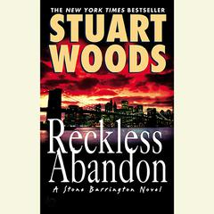 Reckless Abandon Audiobook, by Stuart Woods