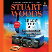 Below the Belt Audiobook, by Stuart Woods