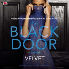 The Black Door Audiobook, by Velvet
