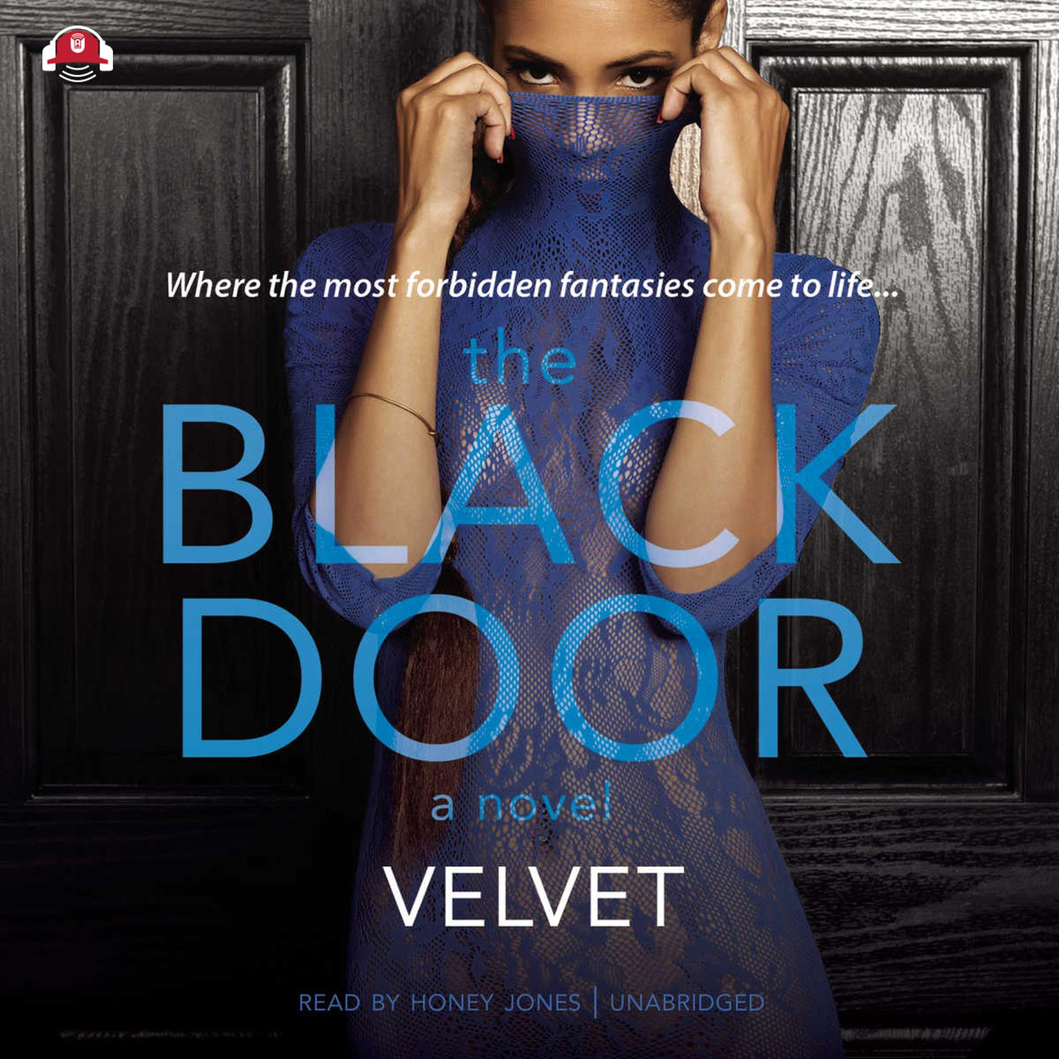 Printable The Black Door Audiobook Cover Art